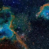 Heart & Soul Nebulae in HSO