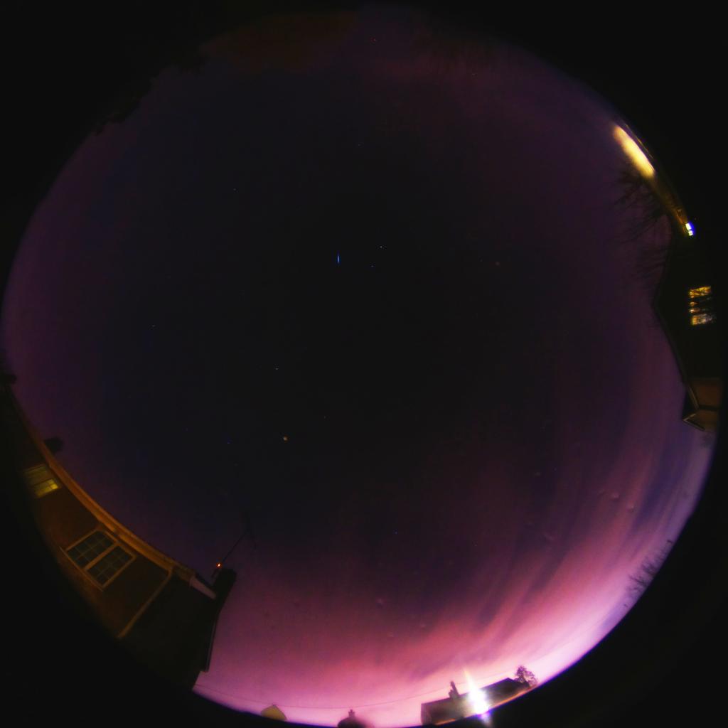 Meteor 8th Mar 2021 19:31:38UTC